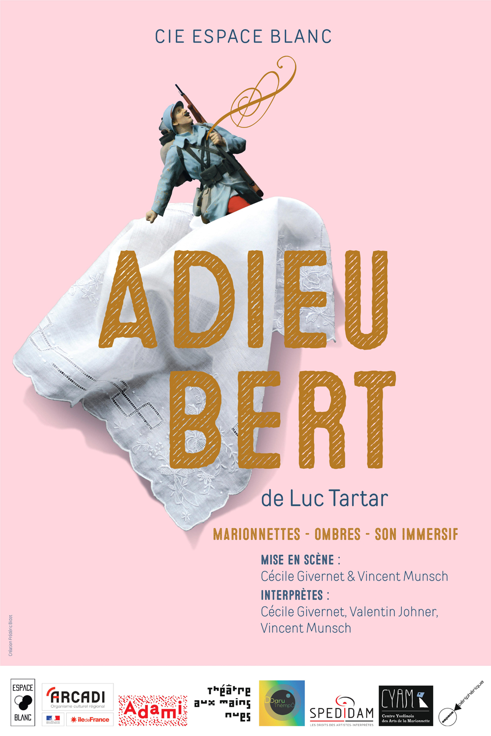 AdieuBert