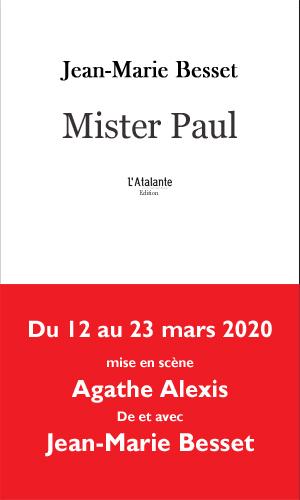 Mister Paul à l'Atalante